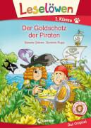 Leselöwen 1. Klasse - Der Goldschatz der Piraten
