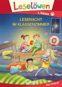 Loewe Leselöwen 1. Klasse - Lesenacht im Klassenzimmer