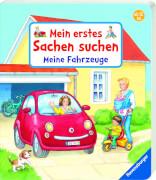 Ravensburger 015504 Mein erstes Sachen suchen: Meine Fahrzeuge