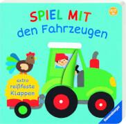 Ravensburger 015542 Spiel mit kleinen Fahrzeug