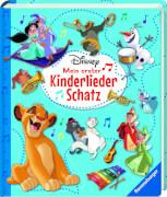 Ravensburger 015573 Disney Mein erster Kinderliederschatz - Mit Notensatz