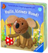 Ravensburger 015580 Mein liebstes Fingerpuppenbuch: Hallo, kleiner Hund!