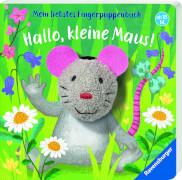 Ravensburger 015597 Mein liebstes Fingerpuppenbuch: Hallo, kleine Maus!