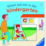 Ravensburger 015665 Schiebebuch Kindergarten
