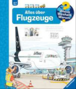 Ravensburger 015788 Alles über Flugzeuge