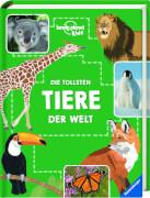 Ravensburger 015856 Tollsten Tiere der Welt