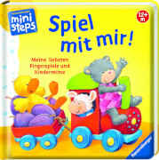 Ravensburger 041275 Spiel mit mir! Meine liebsten Fingerspiele und Kinderreime