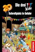 ??? Kids 78/Schrottplatz in Gefahr