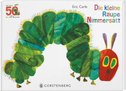 Buch Die kleine Raupe Nimmersatt - Jubiläumsausgabe