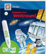 BOOKii® WAS IST WAS Junior Entdecke den Weltraum