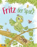 Fritz der Spatz