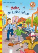 Grimm, Sandra/Lange, Igor: Mein LeseBilderbuch # Malte, der kleine Polizist