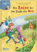 Lesenlernen mit Lesemaus: Die Reise bis ans Ende der Welt