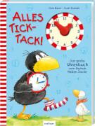 esslinger / Rabe Socke Der kleine Rabe Socke: Alles Tick-Tack! Uhrenbuch
