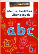 Lernerfolg Vorschule: Mein extradickes Übungsbuch