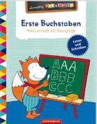 Lernerfolg Vorschule: Erste Buchstaben (mit Übungstafel)