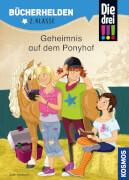 Kosmos Die drei !!!, Bücherhelden, Geheimnis auf dem Ponyhof