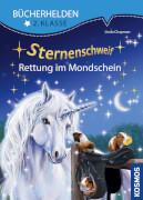 Kosmos Sternenschweif, Bücherhelden, Rettung im Mondschein