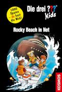 Kosmos Die drei ??? Kids und du, Rocky Beach in Not