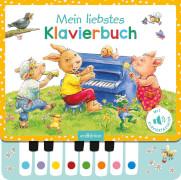 arsEdition, 133554, liebestes Klavierbuch. Ab 3 Jahre