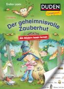 Duden Leseprofi # Mit Bildern lesen lernen: Der geheimnisvolle Zauberhut (AT), Erstes Lesen