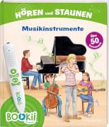 Tessloff BOOKii® Hören und Staunen Musikinstrumente