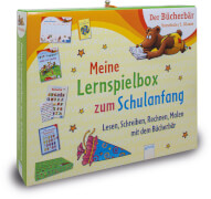 Nahrgang, Frauke/Schäfer, Carola: Meine Lernspielbox zum Schulanfang # Lesen, Schreiben, Rechnen, Malen mit dem Bücherbä