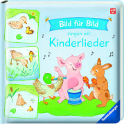 Ravensburger 43853 Bild für Bild singen wir Kinderlieder