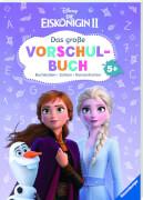 Ravensburger 49180 Disney Die Eiskönigin 2 Vorschulbuch