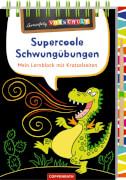 Lernerfolg Vorschule: Supercoole Schwungübungen