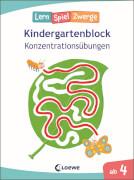 Loewe LernSpielZwerge Relaunch - Konzentrationsübungen