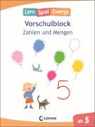 Loewe LernSpielZwerge Relaunch - Zahlen und Mengen