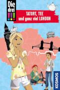 Kosmos Die drei !!! Reisekrimi - London