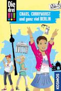 Kosmos Die drei !!! Reisekrimi  - Berlin