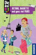 Kosmos Die drei !!! Reisekrimi - Paris