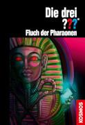 Kosmos Die drei ??? Fluch der Pharaonen (Doppelband)