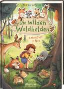 Die wilden Waldhelden. Kaninchen in Not