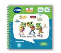 Vtech 80-462404 Lernstufe 2 - Reise um die Welt 3D
