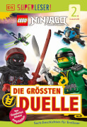 SUPERLESER! LEGO® NINJAGO® Die größten D