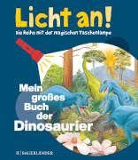 Licht an! Mein großes Buch der Dinosaurier NEU