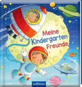 Meine Kindergarten-Freunde (Weltraum)