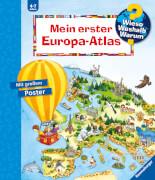 Ravensburger 32981 WWW - Mein erster Europa-Atlas
