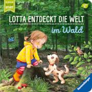 Ravensburger 43878 Lotta entdeckt die Welt: Wald