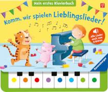 Ravensburger 43888 Wir spielen Lieblingslieder! Klavierbuch
