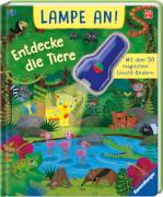 Ravensburger 43987 Lampe an! Entdecke die Tiere