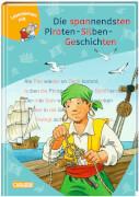 LESEMAUS zum Lesenlernen Sammelbände: Die spannendsten Piraten-Silben-Geschichten