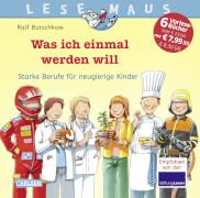 LESEMAUS Sonderbände: Lesemaus Sammelband: Was ich einmal werden will