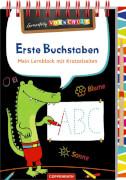 Lernerfolg Vorschule: Erste Buchstaben  Kratzel-Lernblock