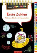 Lernerfolg Vorschule: Erste Zahlen  Kratzel-Lernblock