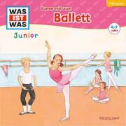 WAS IST WAS Junior Hörspiel Komm mit zum Ballett